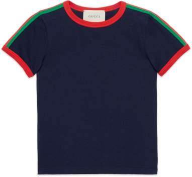 9bf9ddaf Gucci Blue Boys' Shirts - ShopStyle