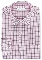 Pierre Cardin Pink Check Dress Shirt