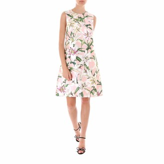 Dolce & Gabbana Floral Printed Shift Dress
