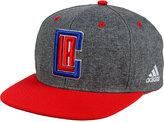 adidas Los Angeles Clippers Fog Snapback Cap
