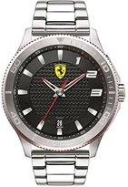 Ferrari Men's Scuderia Steel Sport Watch 0830151