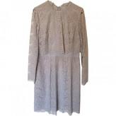 Coast Purple Lace Dress for Women
