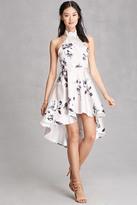 Forever 21 FOREVER 21+ Girl In Mind Floral Print Dress