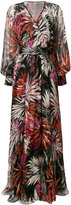 Fausto Puglisi tropical print dress