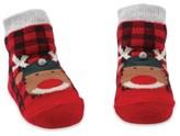 Mud Pie Infant Reindeer Helper Christmas Socks
