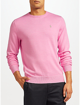 Polo Ralph Lauren Long Sleeve Crew Merino Wool Knitted Jumper