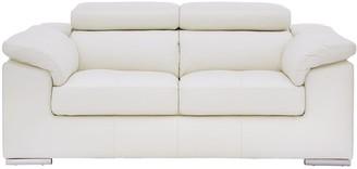Brady 100% Premium Leather 2-Seater Sofa