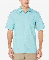 Cubavera Men's Chambray Dual-Pocket Shirt