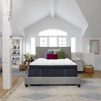 """Stearns & Foster Estate 15"""" Firm Euro Pillowtop Mattress Mattress Size: Full"""