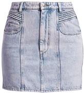 Etoile Isabel Marant Hondo Denim Skirt