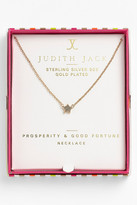 Judith Jack Mini Motives Boxed Reversible Star Necklace