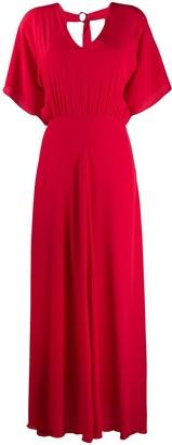 Odyssee Rehan open-back maxi dress