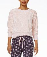 Alfani Fuzzy Pajama Top, Only at Macy's