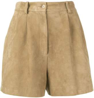 Nili Lotan high-waisted shorts