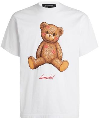 Dom Rebel Domrebel Smooch Teddy T-Shirt