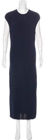 Alexander McQueen Knit Maxi Dress