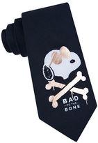 Lord & Taylor BOYS 8-20 Bad Boy Snoopy Tie