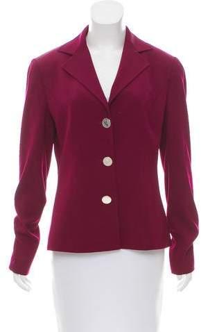 Dolce & Gabbana Structured Wool Jacket