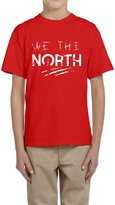Hera-Boom Boys And Girls Toronto Raptors Basketball WE THE NORTH T-shirts