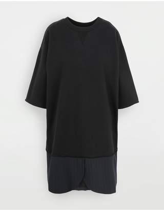 MM6 MAISON MARGIELA Spliced T-Shirt Dress