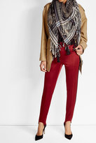 Zadig & Voltaire Fringed Scarf