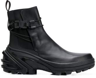 Alyx buckle ankle boots