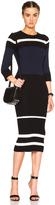 James Perse Stripe Dress