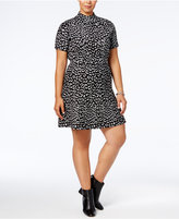MICHAEL Michael Kors Size Animal-Print Top