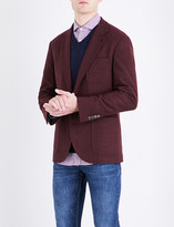 Brunello Cucinelli Regular-fit wool and cashmere-blend jacket