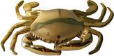 One Kings Lane Vintage Brass Crab Door Knocker