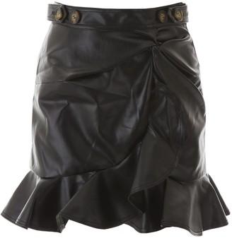 Self-Portrait Asymmetric Hem Skirt