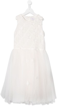 Aletta TEEN sleeveless tulle dress