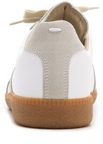 Maison Martin Margiela Leather Low Top Sneakers
