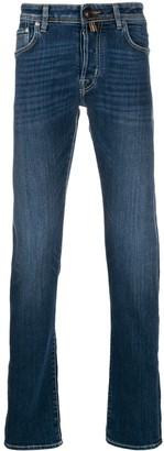 Jacob Cohen Luxury Philosophy slim-fit jeans