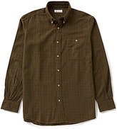 Beretta Flannel Checked Classic Button-Down Shirt