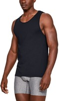 Under Armour Men's Charged Cotton Tank 2-Pack