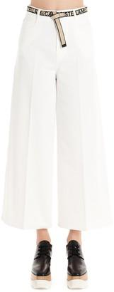 Stella McCartney Logo Belt Jeans