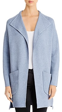 Sioni Long Open Cardigan