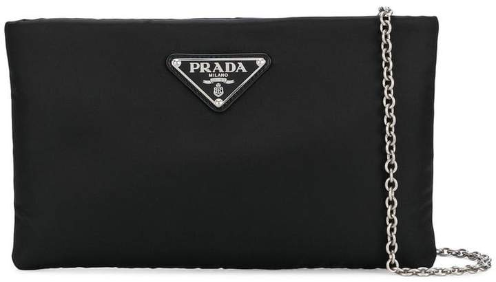 7a2c3bb3b50731 Prada Logo Bag - ShopStyle