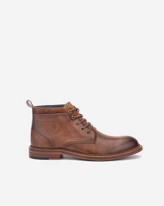 Express Vintage Foundry Co. Rowell Lace-Up Boots
