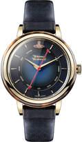 Vivienne Westwood VV158BLBL Portobello genuine leather watch