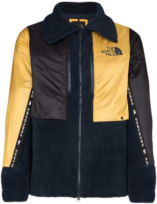The North Face Black Series Fleece Panelled Zip-Front Jacket