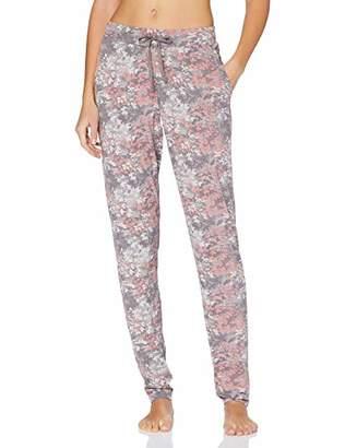 Schiesser Women's Mix & Relax Jerseyhose Lang Pyjama Bottoms,(Size: 042)
