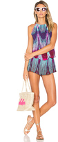 Beach Bunny Mystique Romper in Purple. - size XS (also in )