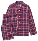Logan Hill Men's Flannel Pyjama Set
