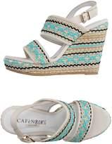 CAFe'NOIR Sandals - Item 11143416
