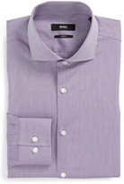 HUGO BOSS Jason Oxford Slim Fit Dress Shirt