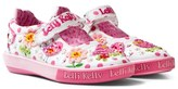 Lelli Kelly Kids Birdie Velcro Mary Jane Dolly Shoes