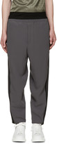Alexander McQueen Grey Lounge Pants