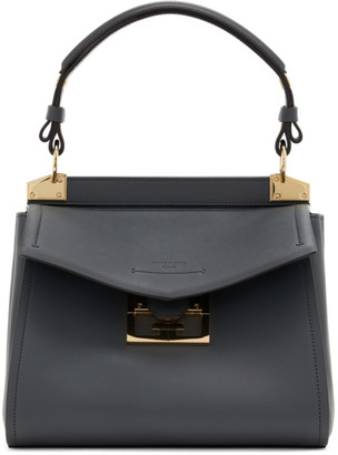 Givenchy Grey Small Mystic Bag